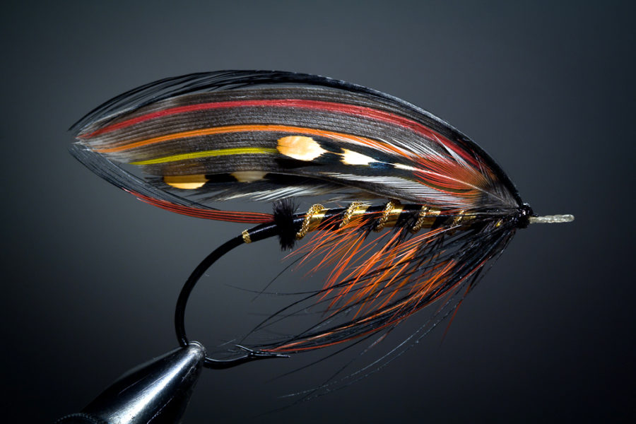 Freestyle Salmon Fly