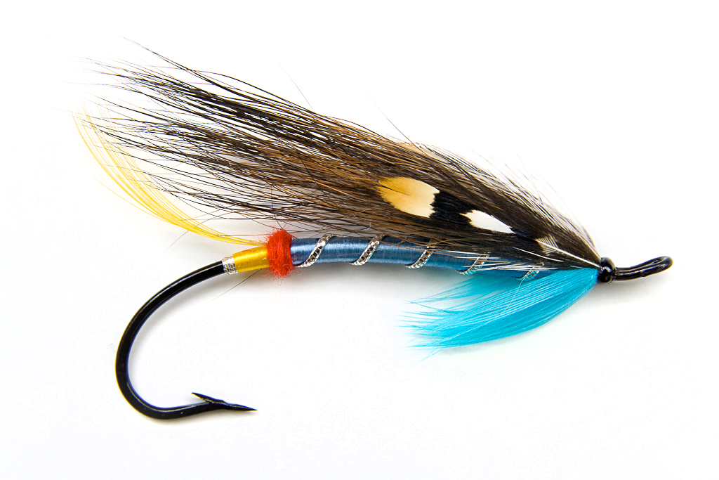 Fly tying archive custom classic salmon fly for Salon fly