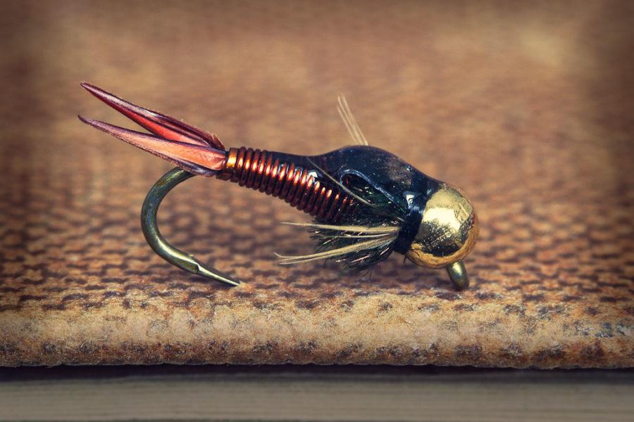 Fly Tying Archive Copper John