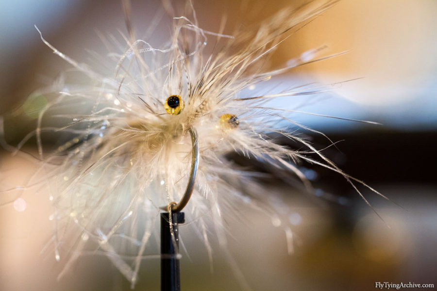 Alive Shrimp Fly Tying Archive