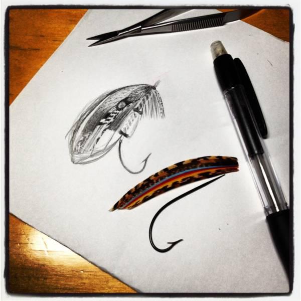 Jock Scott Sketch