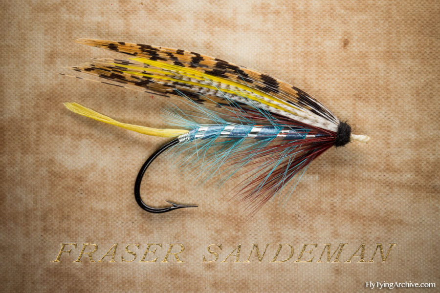 Fraser Sandeman's No. 3