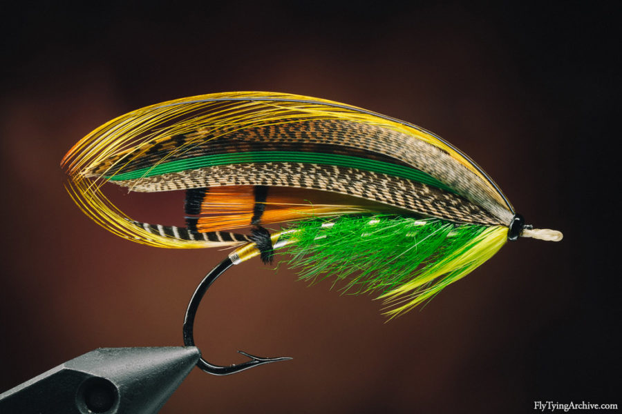 Green Highlander from G.M. Kelson