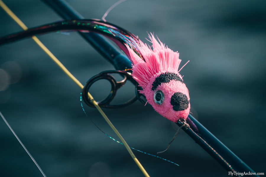 Deer Hair Divers for Pike