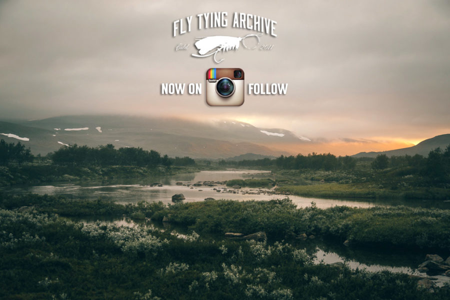 Fly Tying Archive on Instagram