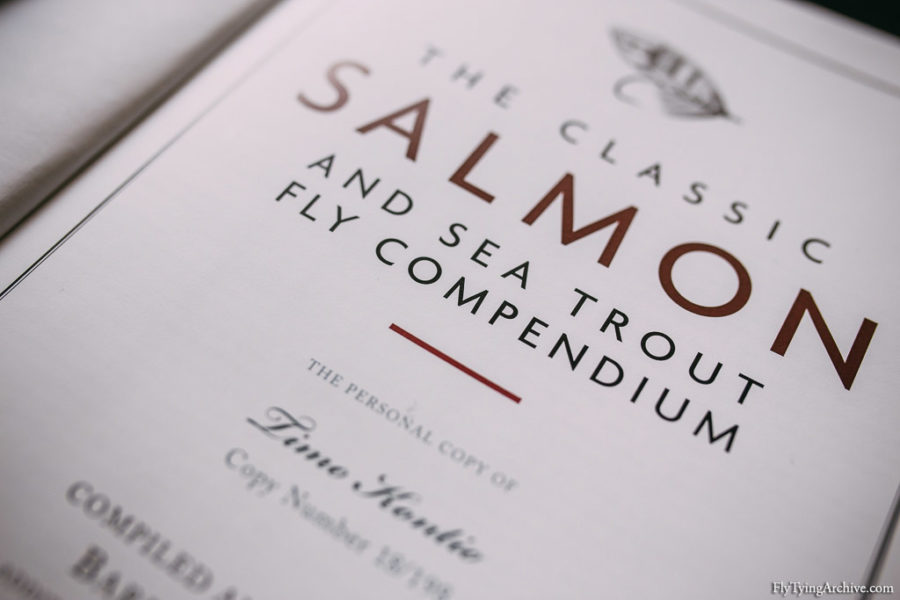 The Classic Salmon and Sea Trout Fly Compendium