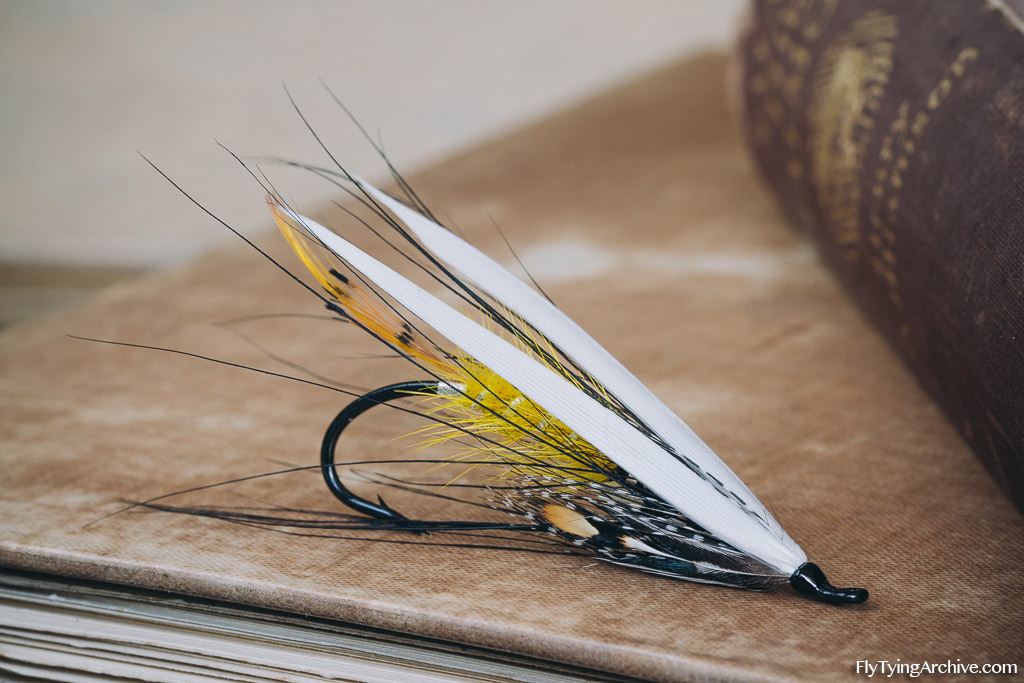 Fly Tying Archive Custom Classic Salmon Fly