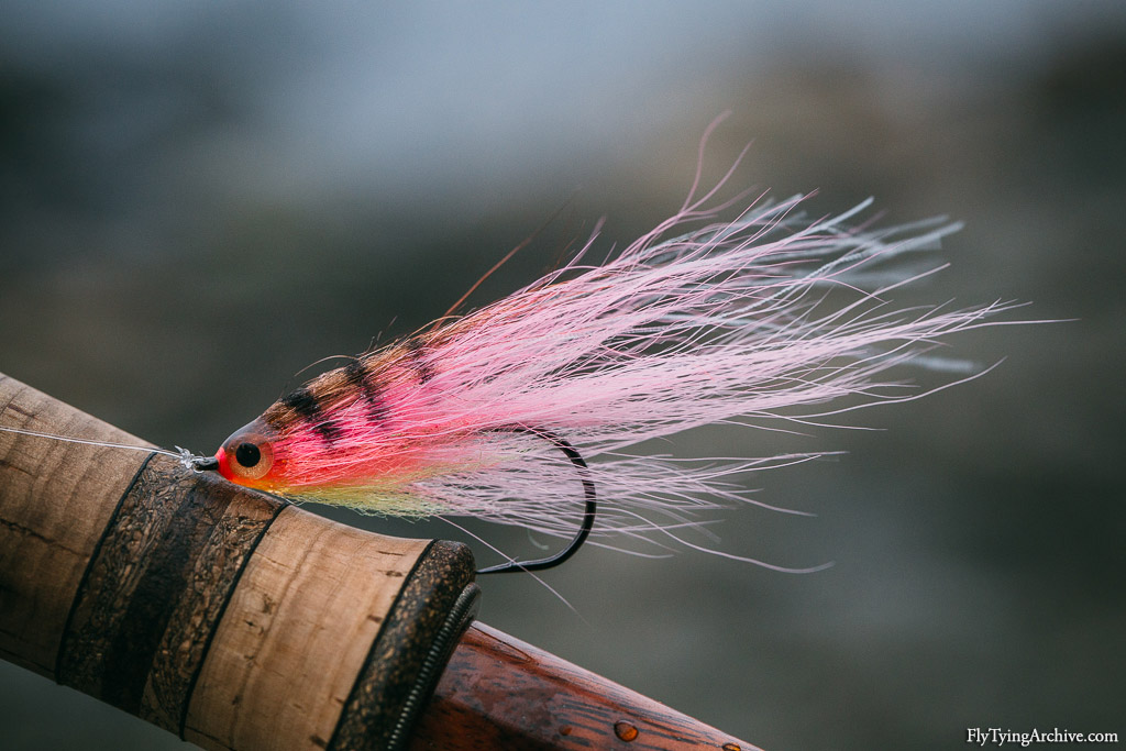 Brown Trout Bucktail Fly fishing flies