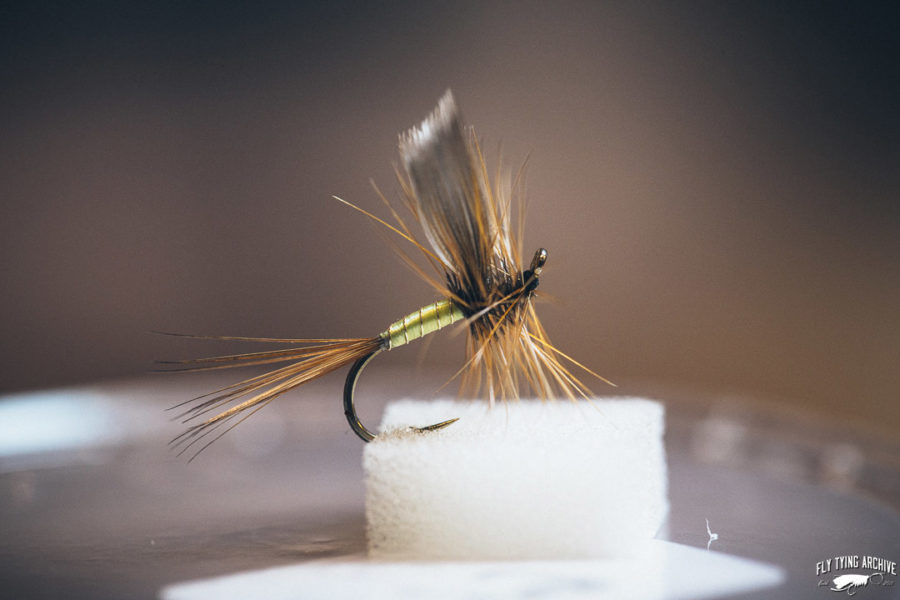 Finnish national fly tying championship 2016