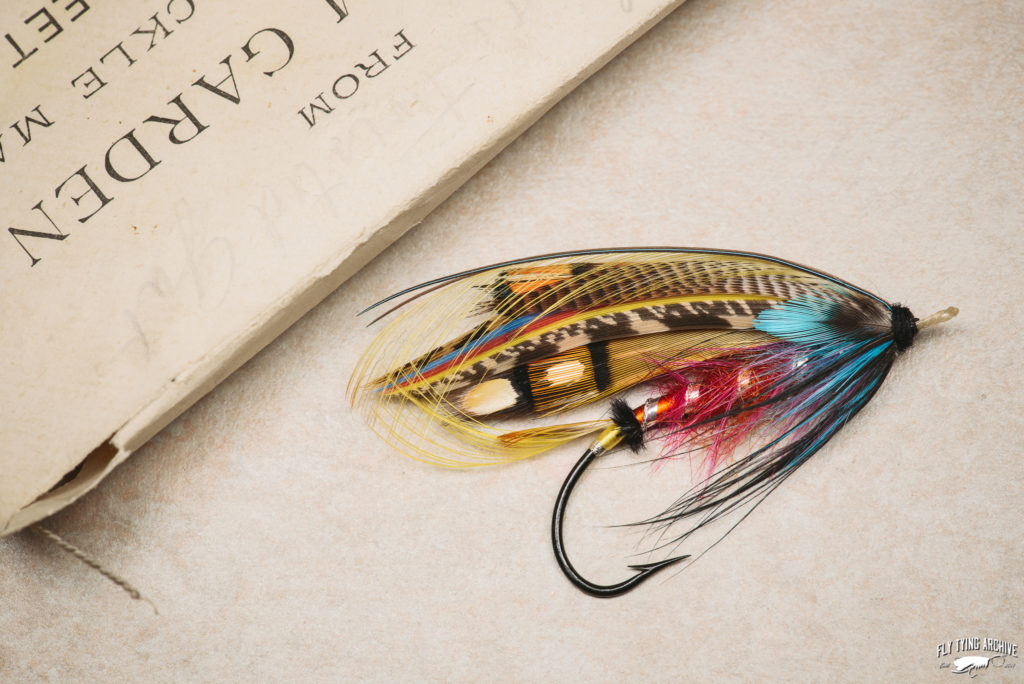 McIntyre Classic Salmon Fly